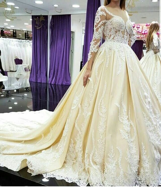 Designer Wedding Gowns Like This Can Be Easily Made For Brides In A Price Range That