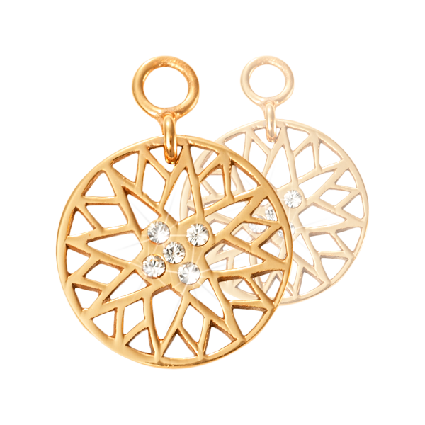 Nikki Lissoni Sky Full Of Stars Earring Coins - EAC2055GS http://www.oghamjewellery.com/collections/nikki-lissoni-jewellery