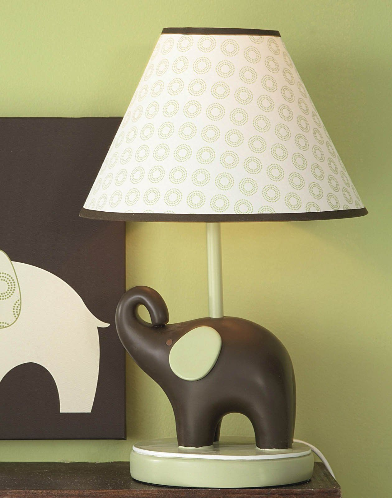 shop text personalize elephant lamp is nursery chevron as by with pink photos it created purchase or