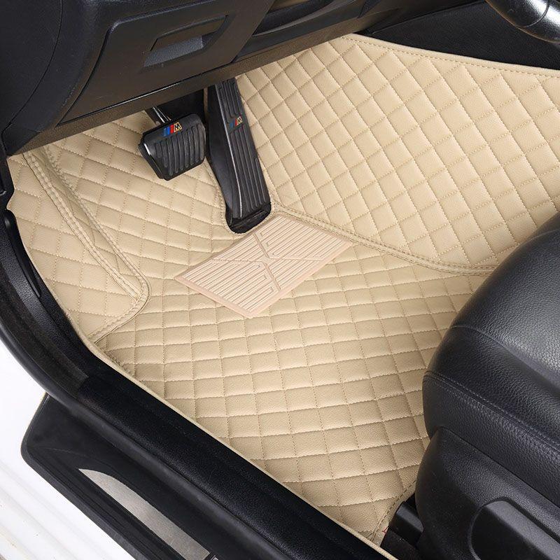 Custom Car Floor Mats For Audi A6l R8 Q3 Q5 Q7 S4 Rs Tt Quattro A1 A2 A3 A4 A5 A6 A7 A8 Car Accessories Custom