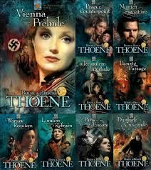 Great series of books that are based in the years leading up to WWII in Europe.  The Thoenes did their historical research so the characters are brought to life in those horrible circumstances.