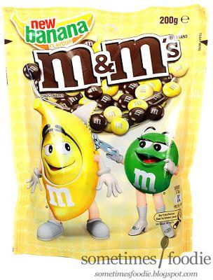 Banana Chocolate Mms Australia Sometimes Foodie Blog
