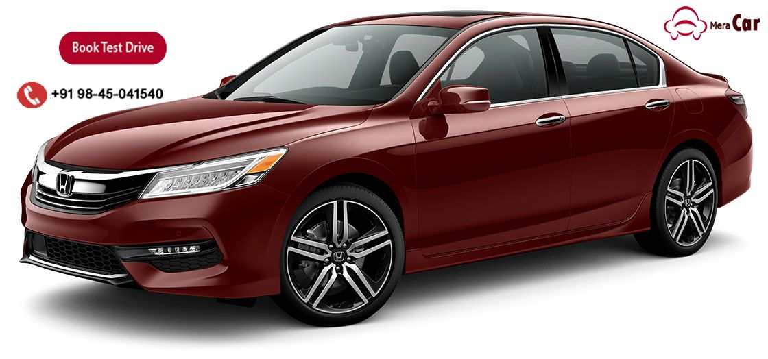 Booktestdrive Accord Bring Out With Both Apple Car Play And