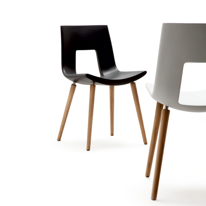 Nine Eighteen Chair, Designed By Fabio Di Bartolomei For Tonon. Http://