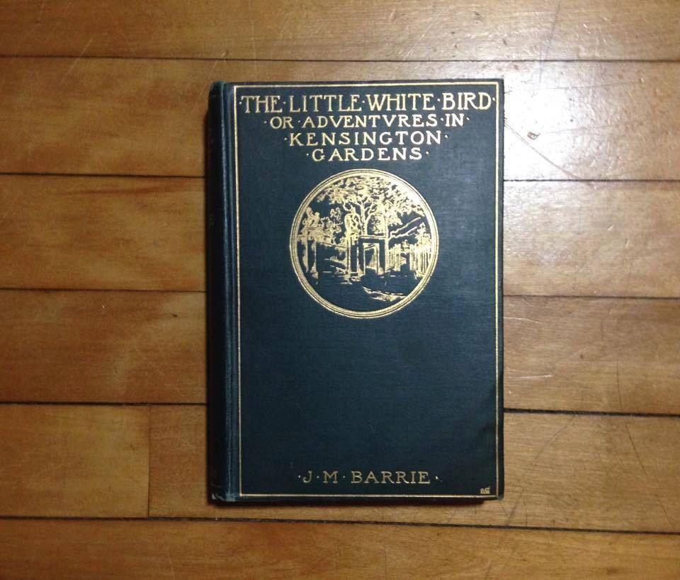 54e878504d7add8b31ab422449e59812 - The Little White Bird Or Adventures In Kensington Gardens