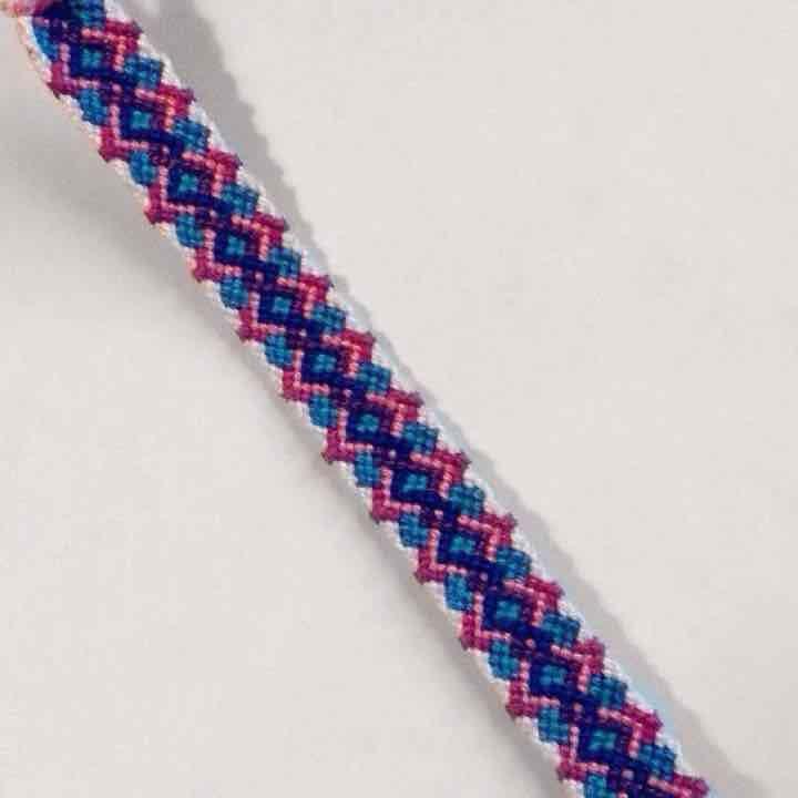 Custom Friendship Bracelet 7984