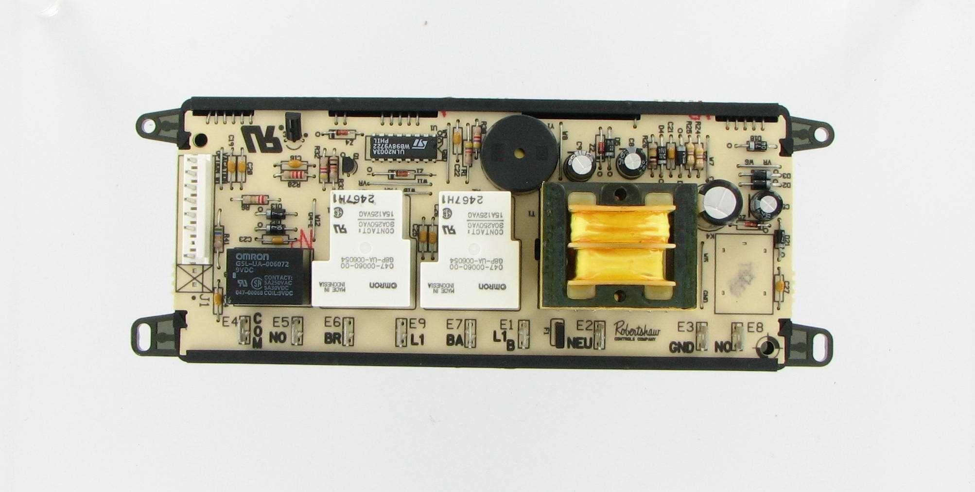Frigidaire / Kenmore 316080100 Range Clock/Timer Board | Repair