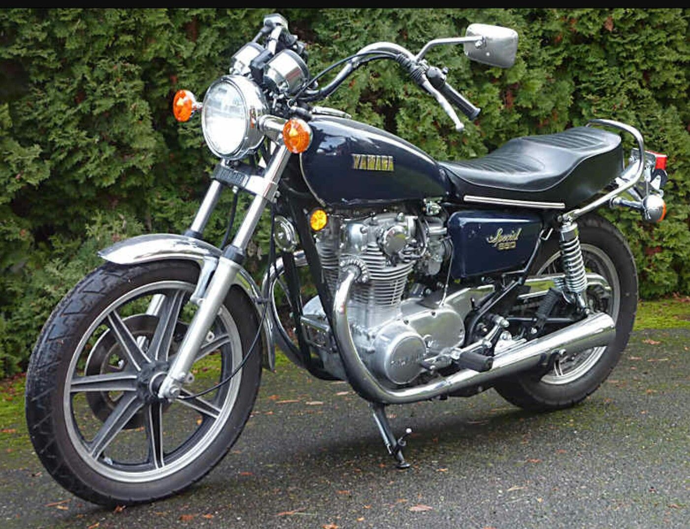 1978 Yamaha XS 650SE Special Midnight Blue | Bike