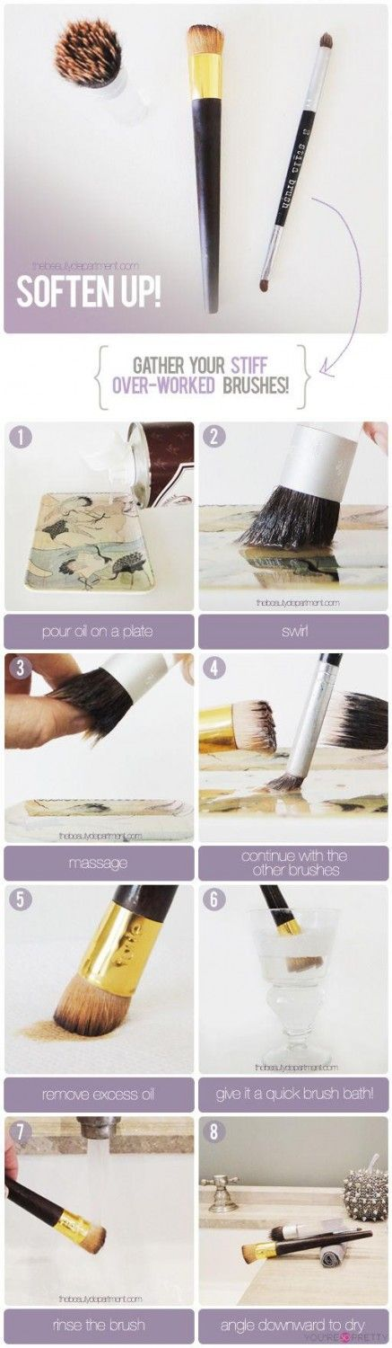 How To Clean Makeup Brushes - Page 5 of 5 - Trend To Wear