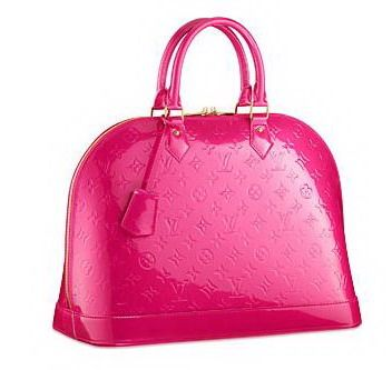 PURSES | ... Monogram Miroir Alma Replicas Purses pink | The ...