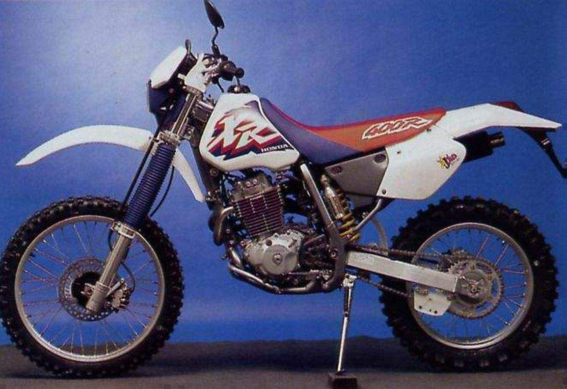 1996 Honda Xr 400r In 2020 Honda Motocross Tracks Trail Riding