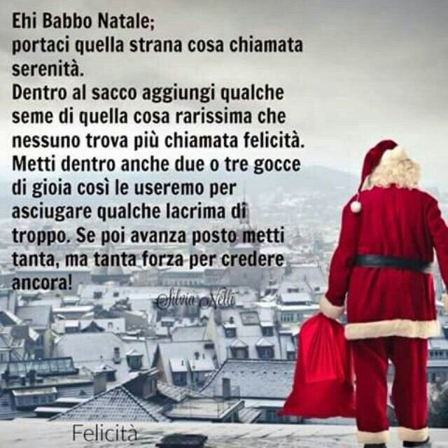 Credere A Babbo Natale Frasi.Ehi Babbo Natale Babbo Natale Natale Natale Divertente
