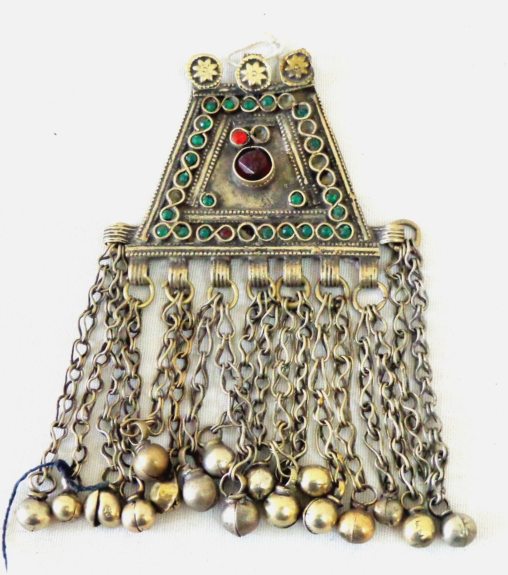 Handmade Afghani Vintage Necklace Vintage necklace