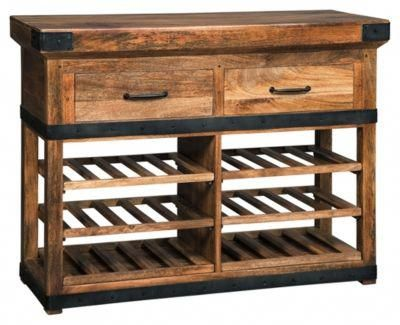 Glosco Wine Cabinet By Ashley Home Brown Shabbychicfurniturebeforeandafterolddressers