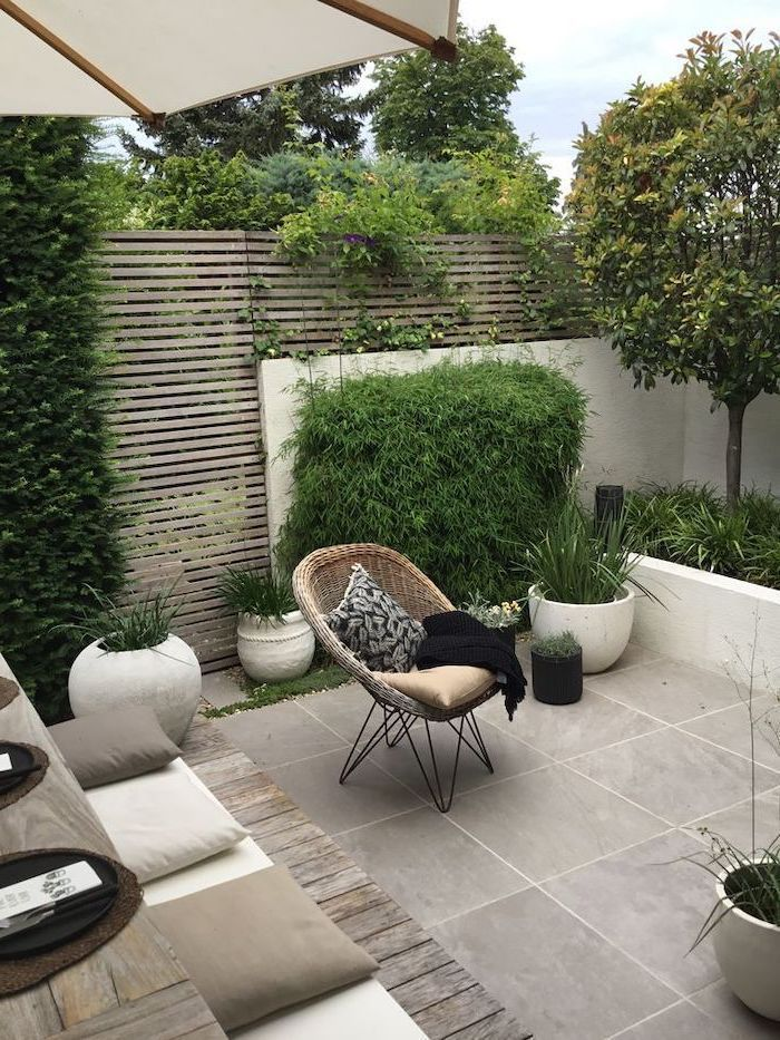 Fully inspiring ideas for modern garden design for your inspiration 13, ...#desi... Fully inspiring #gardenoutdoors