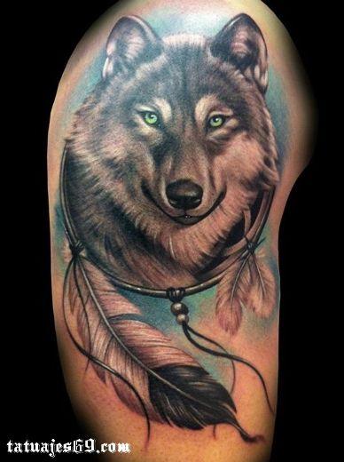 Tatuajes de Lobos Tattoos Pinterest Tatoo, Tattoo and Wolf tattoos