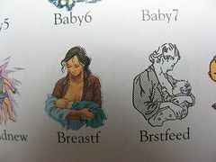 Breast Feeding - in most cases the best thing a new mother can do.