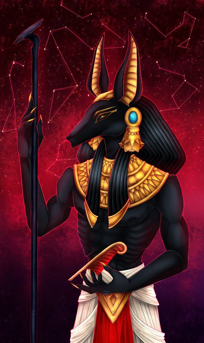 Yoo, time for some more Anubis bc too long since the last time ...