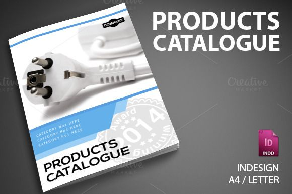 Product Catalog 6 – Product Brochure Template