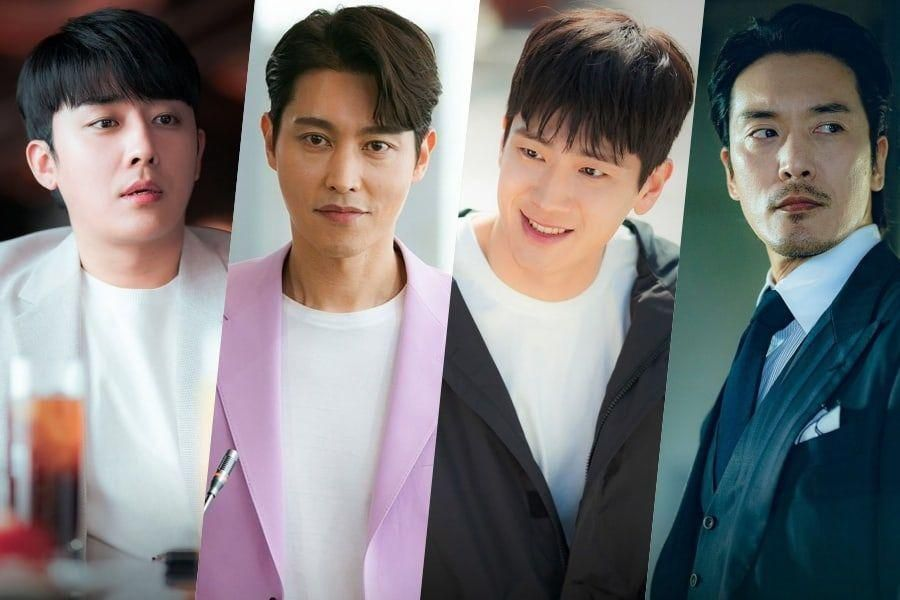 Son Ho Jun, Song Jong Ho, Koo Ja Sung, And Kim Min Joon Talk About Complex Love Lines In Upcoming Rom-Com With Song Ji Hyo