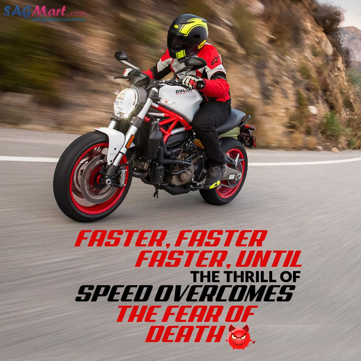 Faster Faster Bike Cars