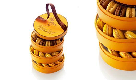 L'écrin gourmand de la Maison Frédéric Cassel : un coffret de 32 macarons