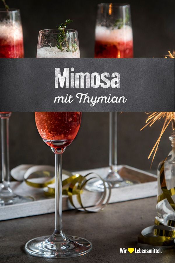Mimosa #alcoholicpartydrinks