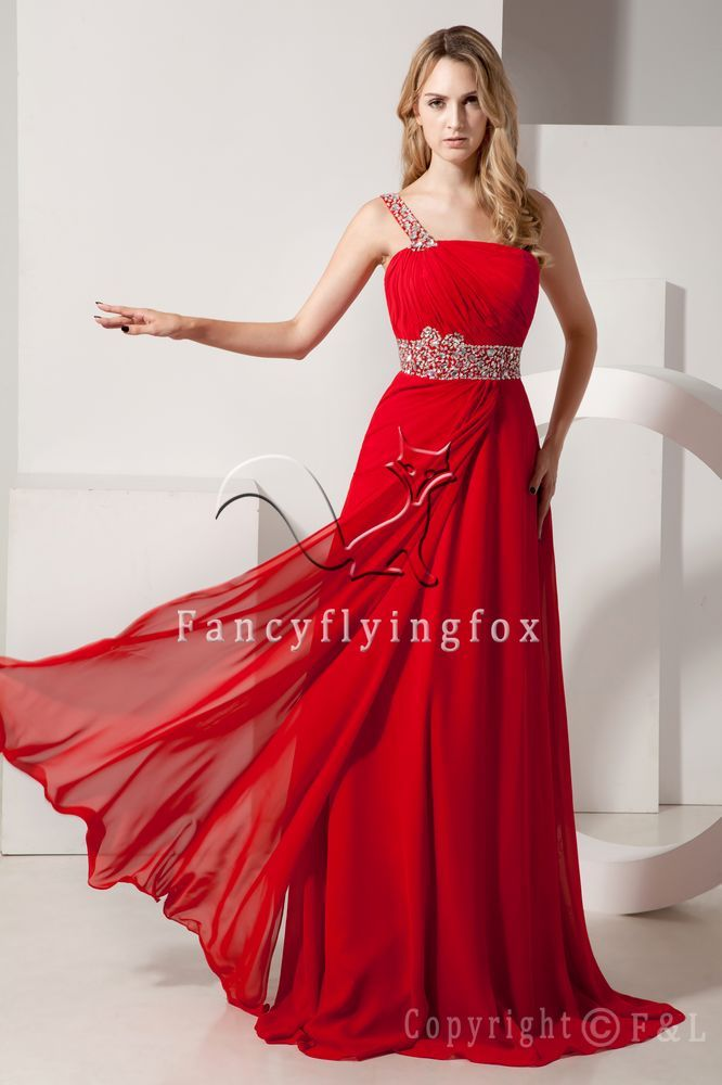 Images of Red Winter Formal Dresses - Reikian