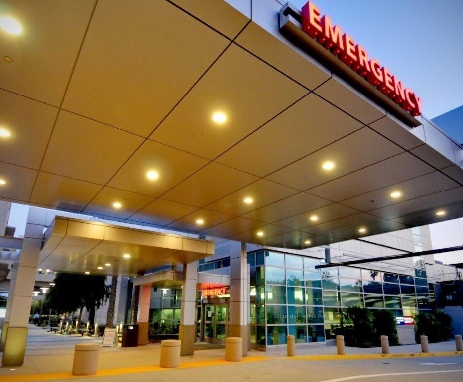 Newport Beach, CA. Hoag Hospital Emergeny facility | Work ...
