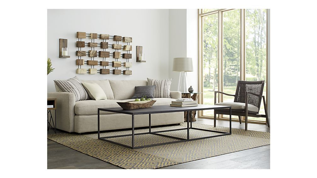 Sebago Chair With Cushion Home Decor Types Of Sofas Coffee Table #taft #furniture #living #room #set