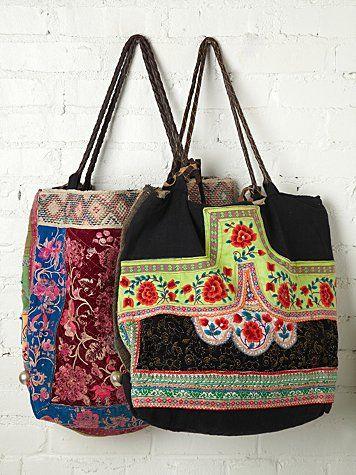 Hill Tribal Bag - Free People