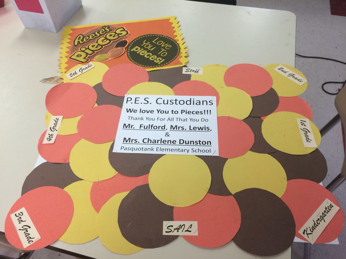 Image result for scrapbook page for retiring Custodian ideas #custodianappreciationgifts