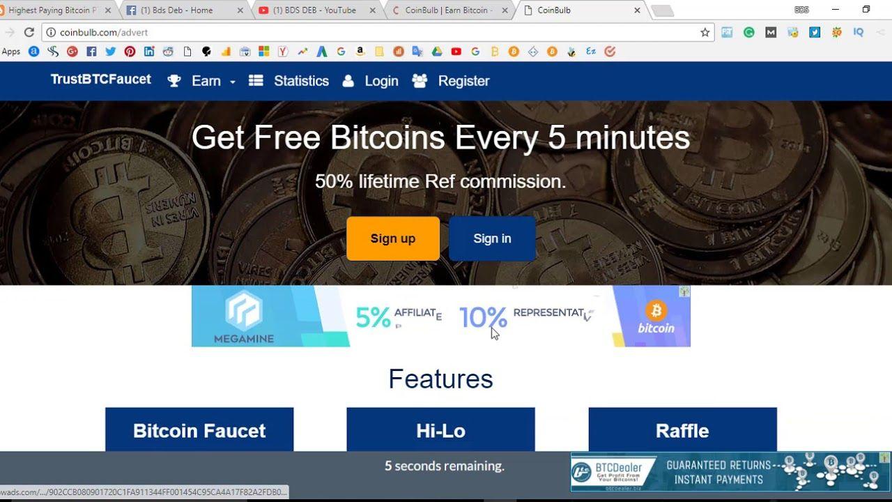 best bitcoin ptc