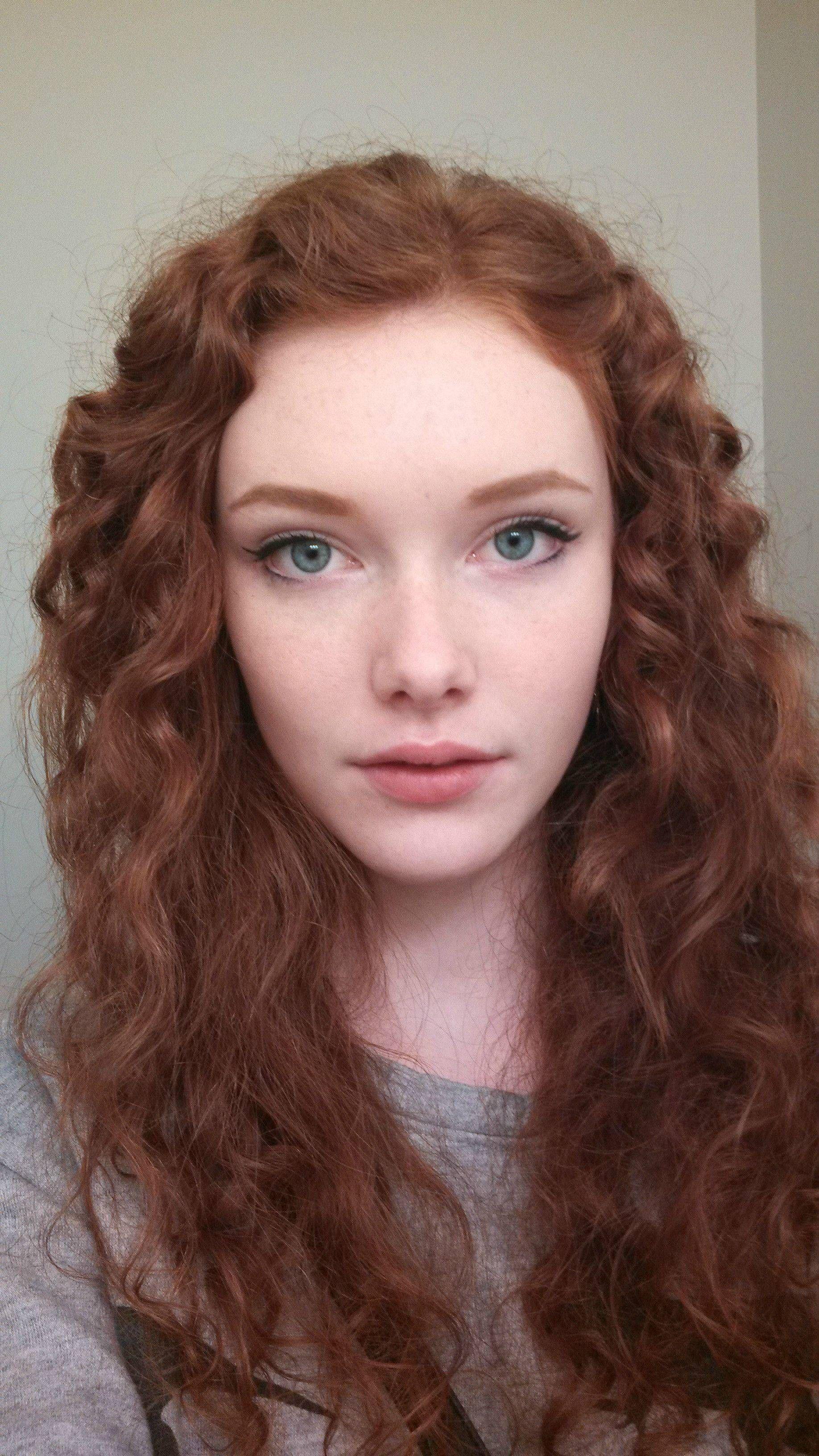 Redhead Beauty  Redheads, Beautiful Redhead, Red Hair Don -8495