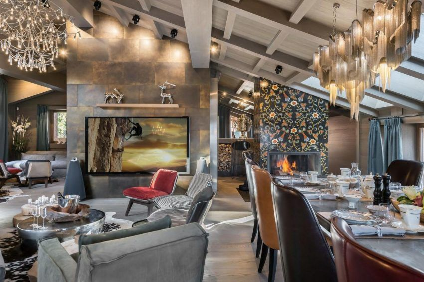 Wohnideen Chalet luxuriöste atemberaubendste chalets der alpen