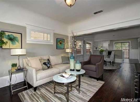 10 Classic Ways To Brighten A Dark Room Living Room Wood Floor Brighten Dark Room Dark Wood Floors Living Room
