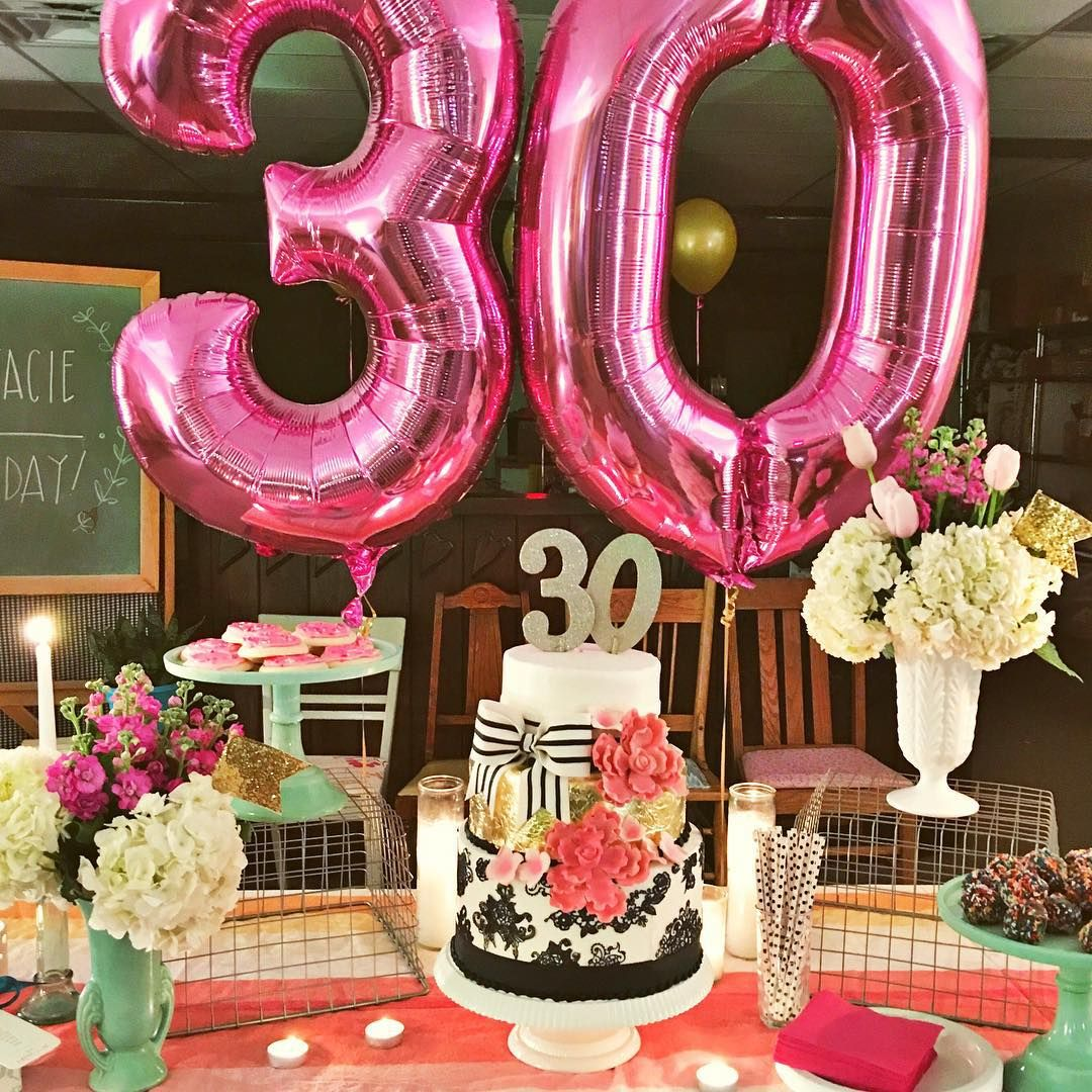 I really want to have an adult prom for my 30th birthday for 30th birthday party decoration