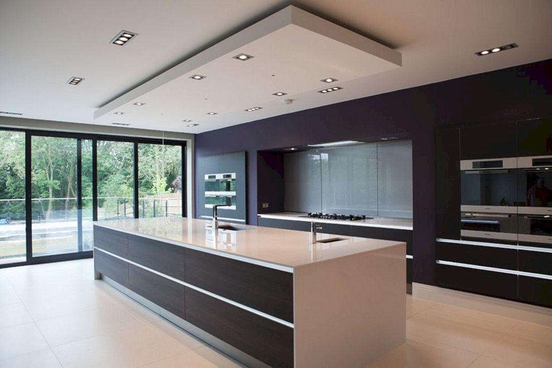 Charming Modern Kitchen Ceiling Ideas For Amazing Kitchen