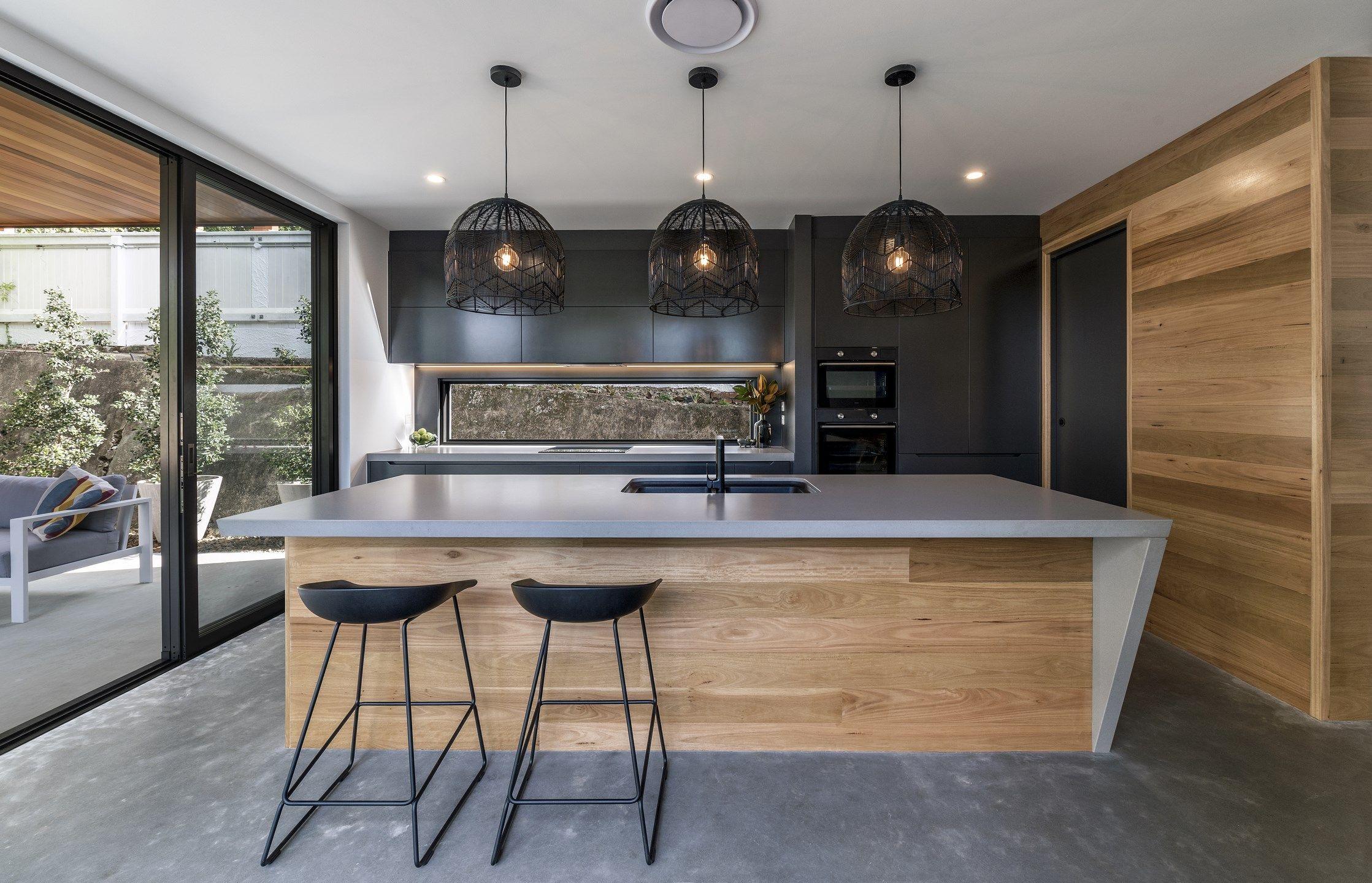 Caesarstone Gallery Kitchen Bathroom Design Ideas Inspiration Cozinhas Modernas Cozinhas Domesticas Cozinha Integrada Com Sala De Jantar