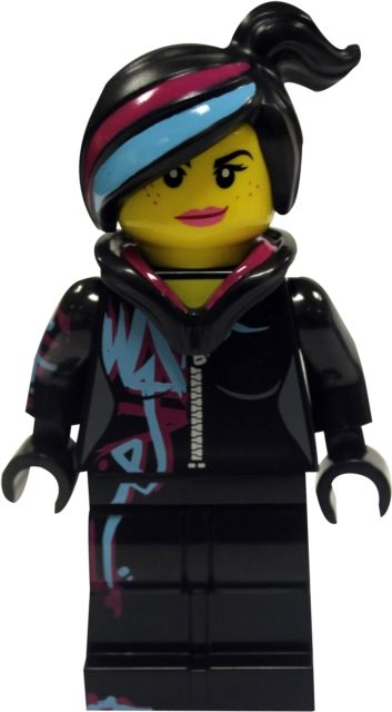 Lego Movie Pen Lucy By West Designs 9781472611833 Hive