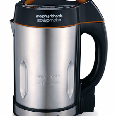 Morphy richards soup maker recipes carrot souffle