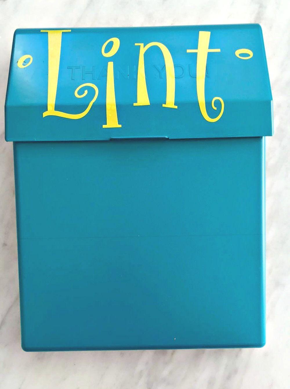 Diy Lint Trash Can Diy Laundry Diy Diy Arts And Crafts