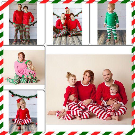 a5609ed1cab3 Christmas   Hanukkah Pajamas PRE ORDER by SugarStitchesDesigns