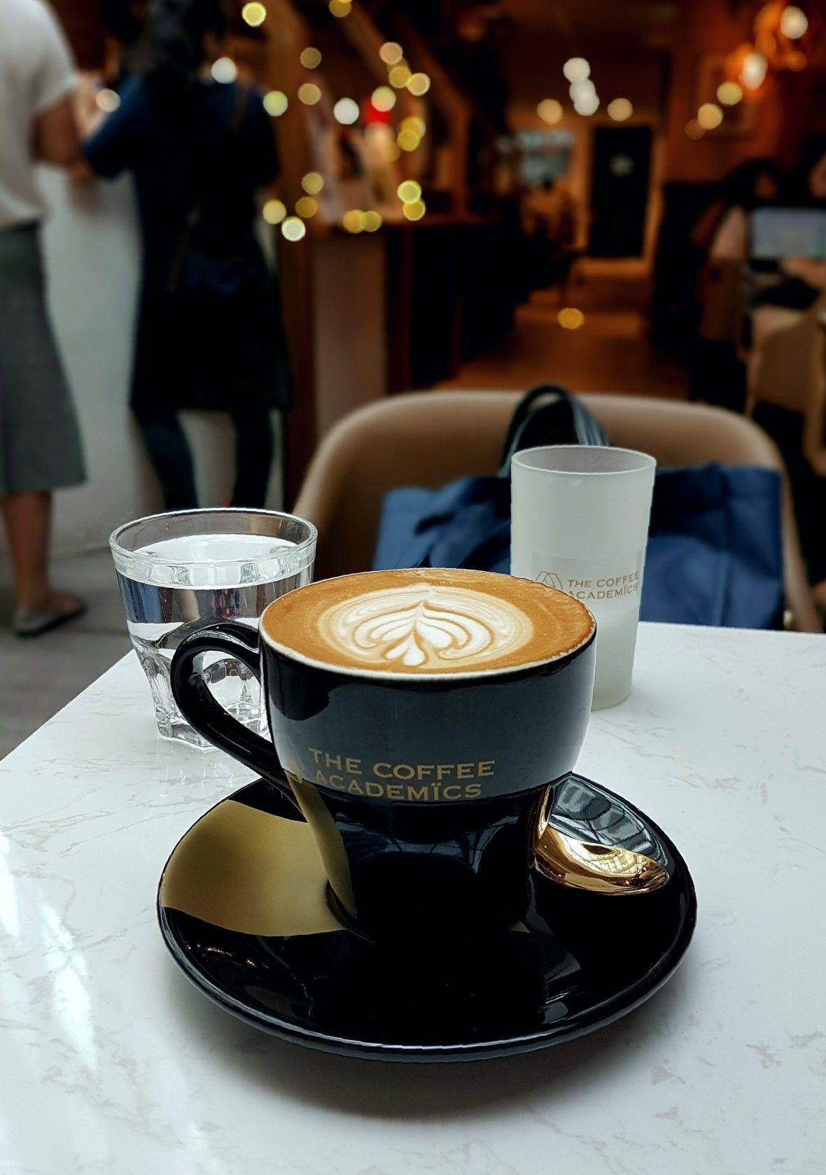 Cappuccino The Coffee Academics Singapore Coffee Latte Art Coffee Coffee Cafe