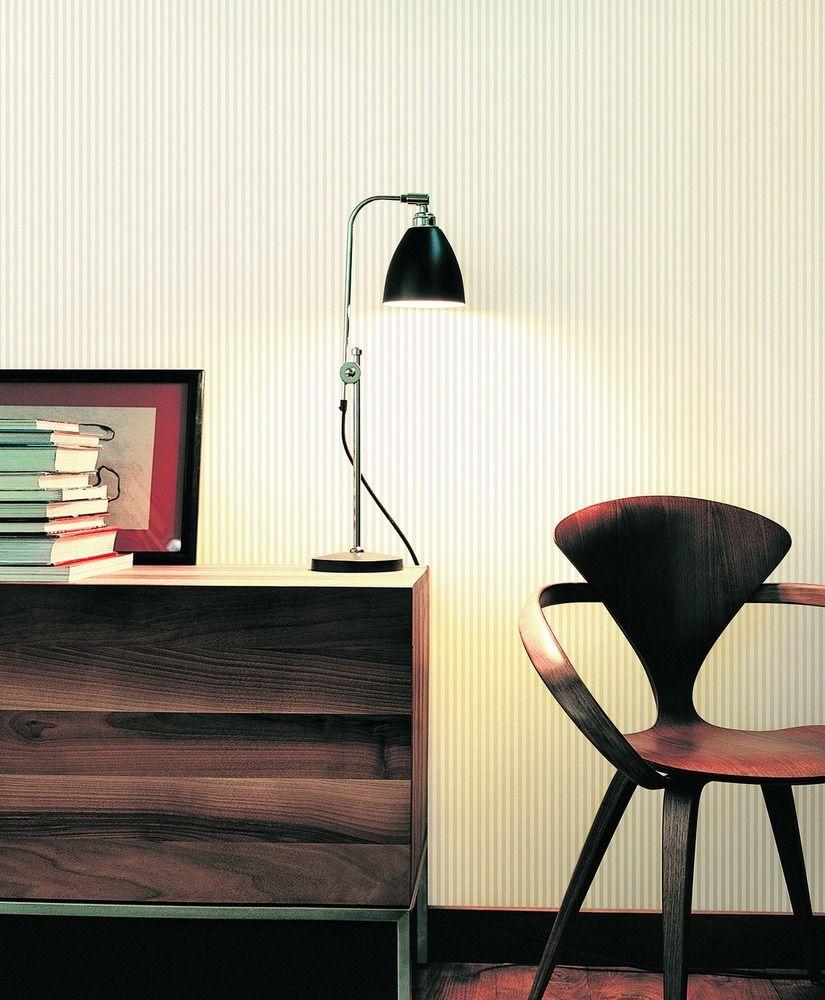 Papel pintado de Saint-Honoré de la colección Stripes & Colors ...