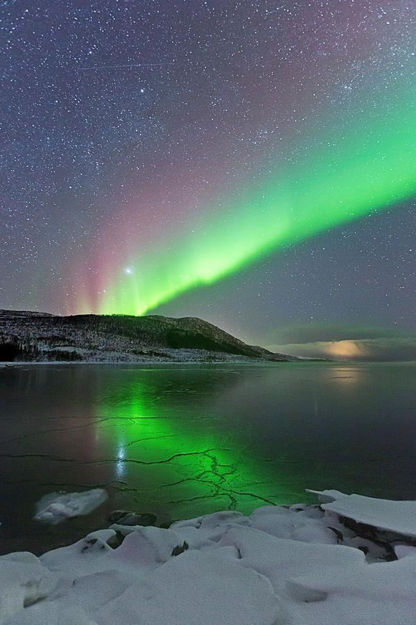 ✯ Beautiful Aurora - Alaska