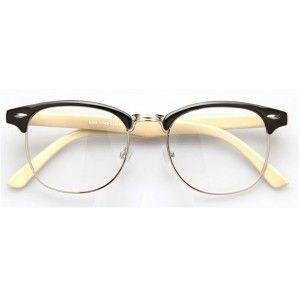 Notre bijou de ce debut d année, la paire de lunette style clubmaster sans… 4607ad9d6e17