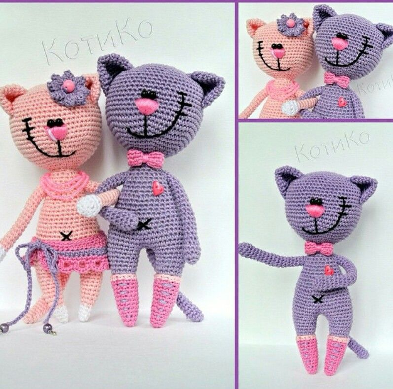 Pin de Thank you, Lord & Handmade Hugs Crochet en Crochet-amigurumi ...