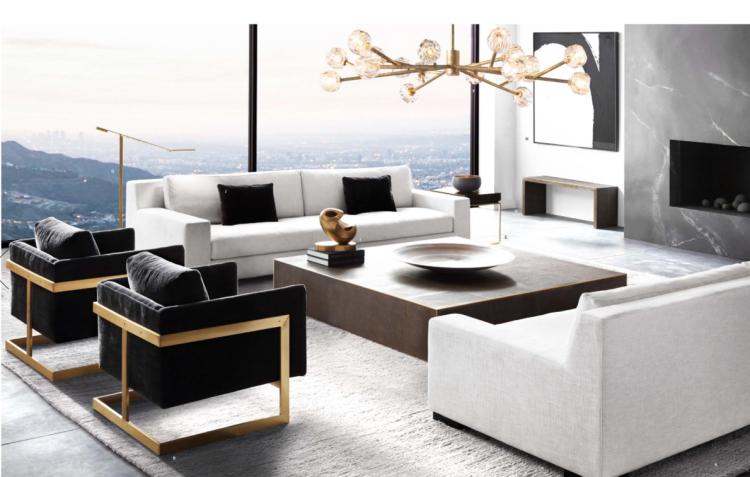 modern living room sofas. Living room ideas Restoration Hardware Modern  New House Pinterest