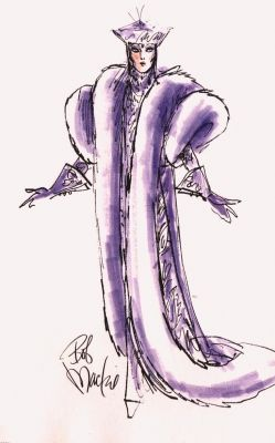 Bob Mackie for Cher, stage costume